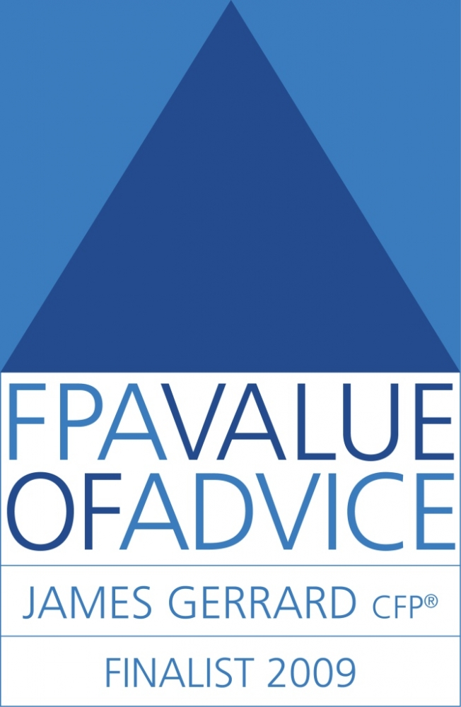 Financial Planning Association Value of Advice Award